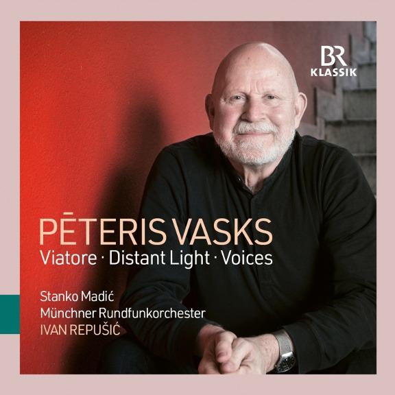 Münchner Rundfunkorchester: Peteris Vasks © BR-KLASSIK Label