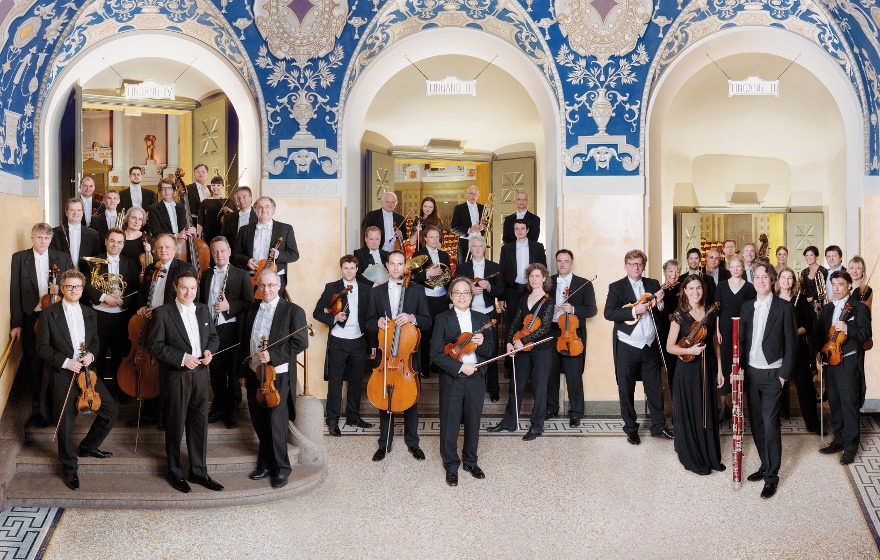 Münchner Rundfunkorchester © Felix Broede