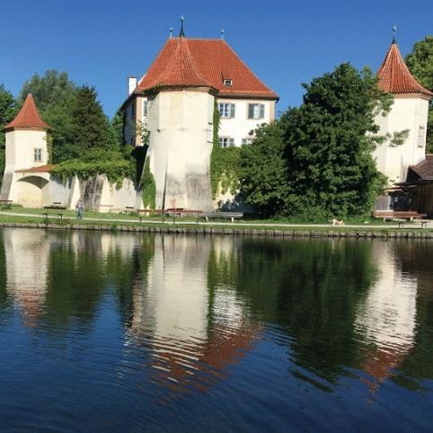 Schloss Blutenburg | Bild: © Internationale Jugendbibliothek